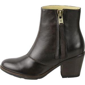 Bussola women's Keikiavik zip booties